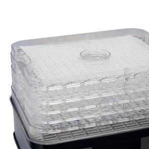 5-Tray Digital Dehydrator - Close of Trays