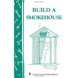 Build A Smokehouse Book