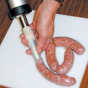 Jerky Cannon Sausage Nozzle