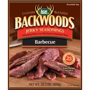 Backwoods BBQ Jerky Seasoning - Makes 25 lbs.