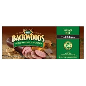 Backwoods Trail Bologna Kit - Makes 20 lbs.