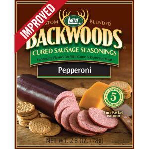 Backwoods Pepperoni Cured Sausage Seasoning