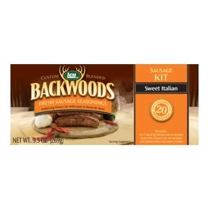 Backwoods Sweet Italian Fresh Sausage Kit