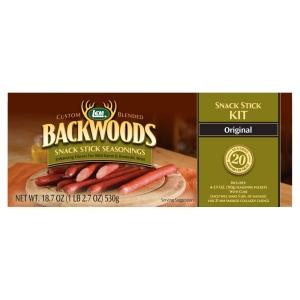 Backwoods Original Snack Stick Kit