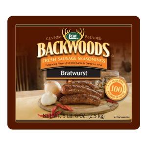 Backwoods Bratwurst Fresh Sausage Seasoning - Makes 100 lbs.