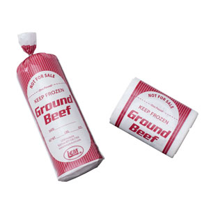 Ground Beef Bags