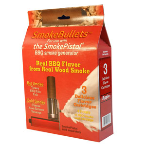 Smoke Pistol Apple Cartridge