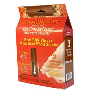 Smoke Pistol Mesquite Cartridge