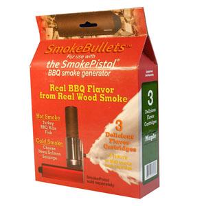 Smoke Pistol Maple Cartridge