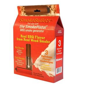 Smoke Pistol Hickory Cartridge