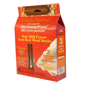 Smoke Pistol Cherry Cartridge