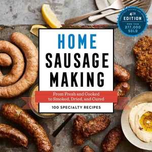 Home Sausage Making Book