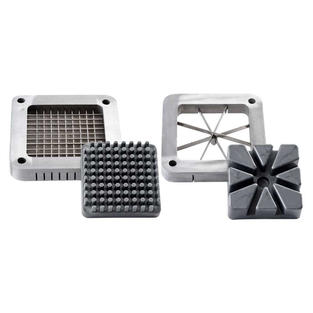 Commercial French Fry Cutter Accessory Blades And Plates   Wedge And  Shoestring