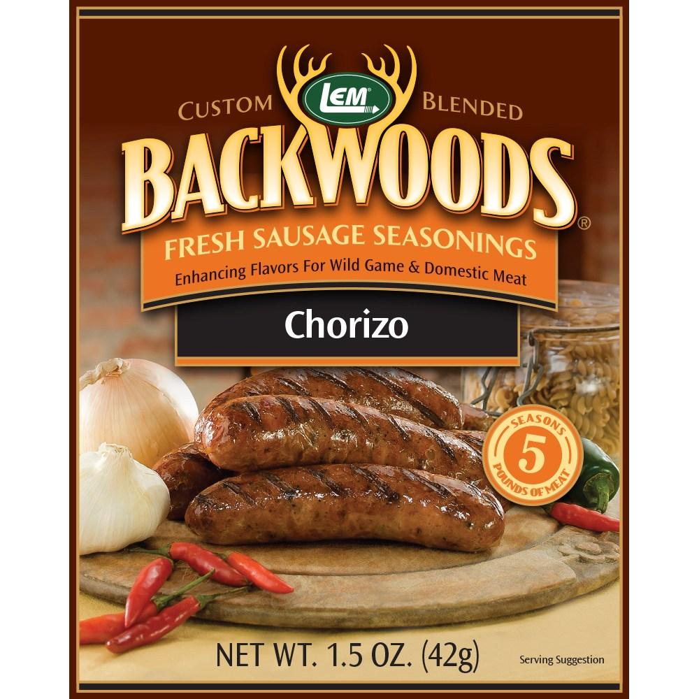 Backwoods Chorizo Fresh Sausage Seasoning