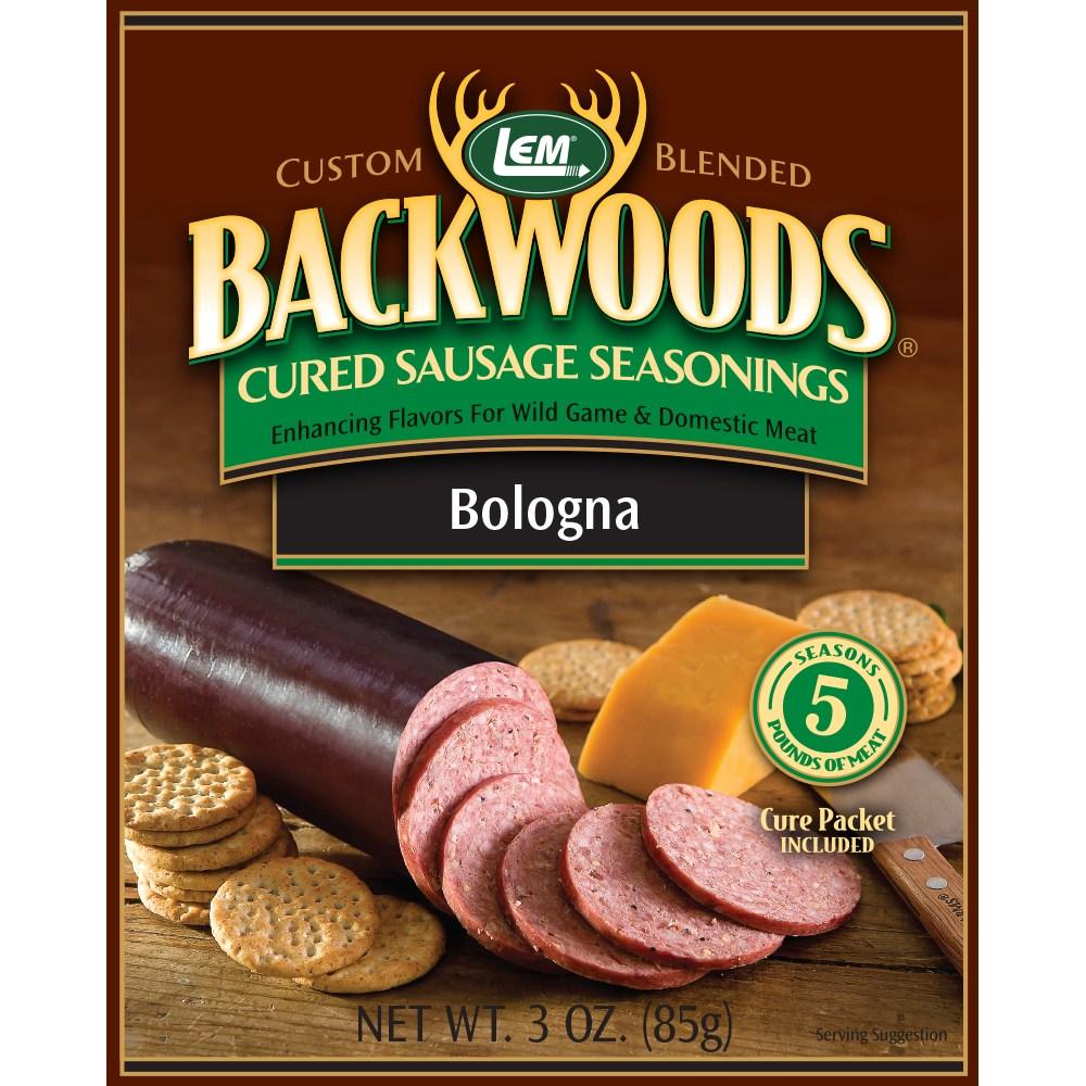 Backwoods Bologna Cured Sausage Seasoning