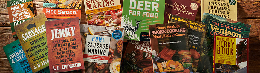 Sausage Making Books