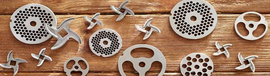 Grinder Plates & Knives
