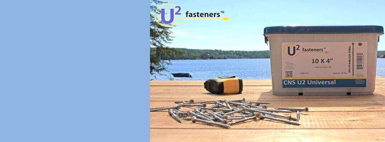 U2 Stainless Steel Fasteners