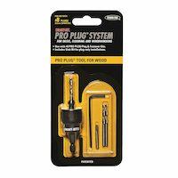 Smart-Bit® PRO PLUG Tool for Wood
