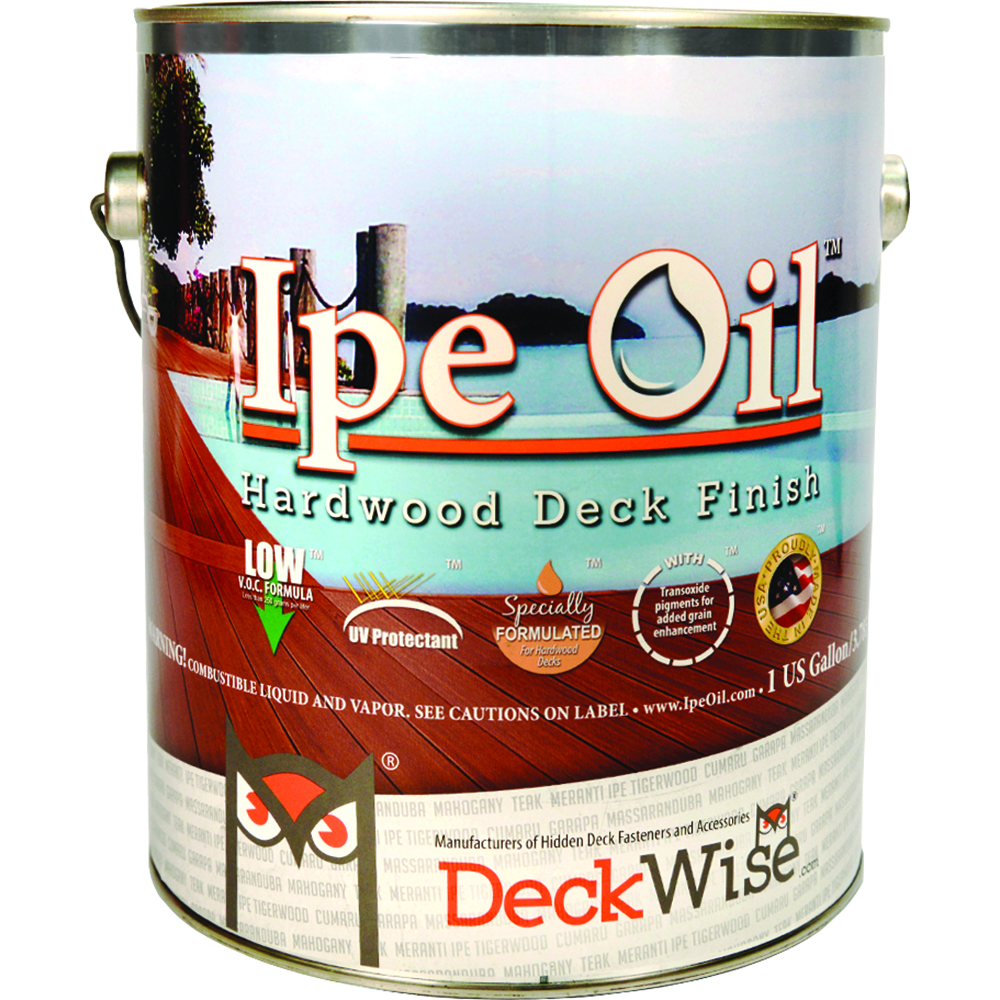 DeckWise Ipe Oil®, 1 Gallon