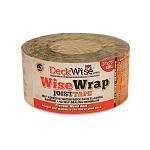"""DeckWise Joist Tape 3"""" x 75 ft - WiseWrap"""