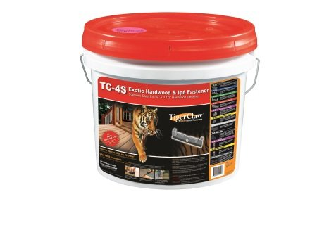 TC4 Bucket 1400 pcs w/Screws