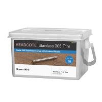HEADCOTE® Trim Screw #7 x 2-1/4