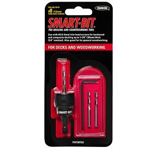 Smart-Bit® Pre-drilling & Countersinking Tool