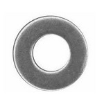 Stainless Steel SAE Flat Washers
