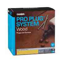 Pro Plug System for Wood