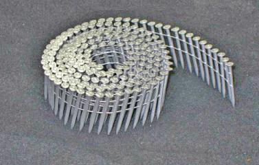 15° Wire Coil Smooth High Pressure Ballistic Pins