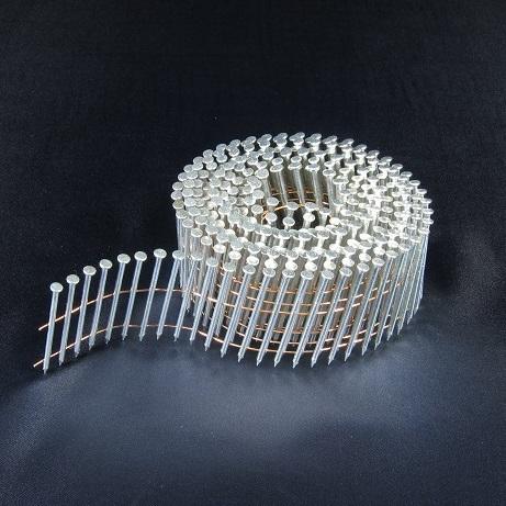 15° Wire Coil Trim Pins