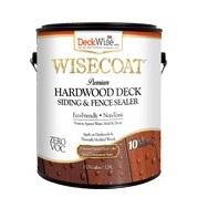 Wisecoat® Hardwood Deck, Siding & Fence Sealer