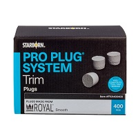 Pro Plug® Royal® / Celect® Trim Plugs for 250lin ft