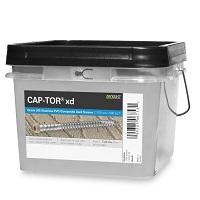 Cap-Tor® XD Composite Deck Screws - #10 x 2-1/2
