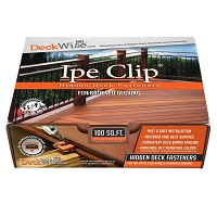 Deckwise® Ipe Clip® Extreme® for 3/32
