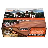 Ipe Clip Extreme S Hidden Fastening Clips