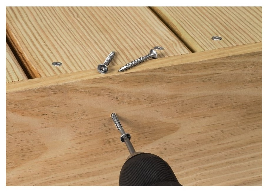 Wood Deck Screws