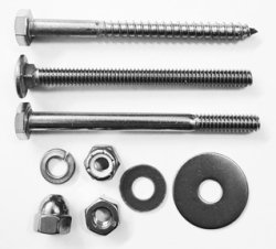 Bolts, Threaded Rod & More