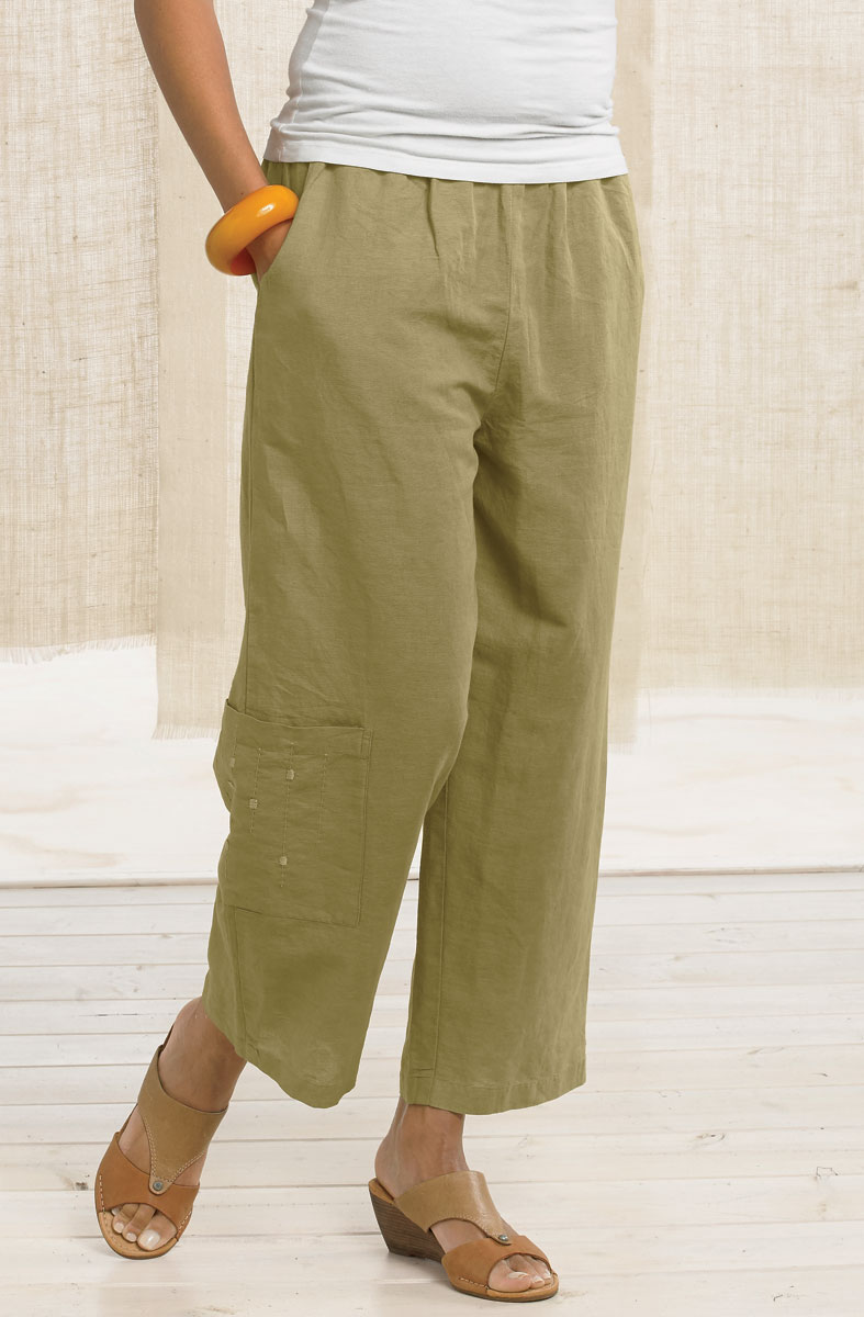 Kesari Cargo Pant - Olive
