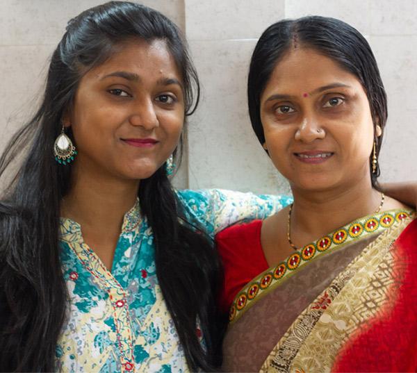 Meet Radha & Roopa Sharma