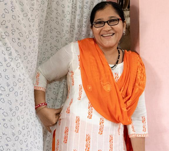 Meet Mehmoda Qureshi