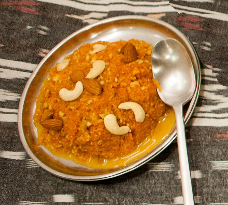 Carrot Halwa: A Healthy Dessert