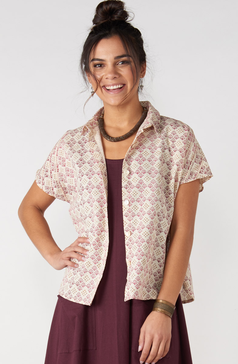 Adira Shirt - Multi