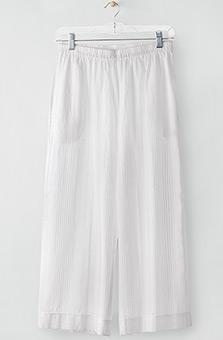 Voile Culottes - White