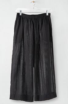 Voile Culottes - Black