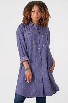 Rima Shirt - Amethyst