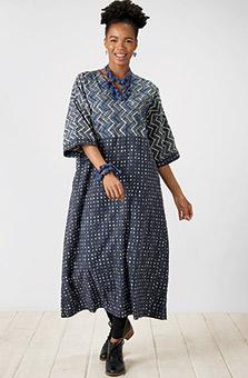 Jyothika Dress - Mineral