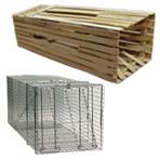 Wildlife Traps & Fish Traps