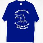 My Favorite Cat T-Shirt
